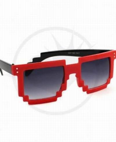 maquillage lunettes rouges lunette de soleil ronde rouge. Black Bedroom Furniture Sets. Home Design Ideas
