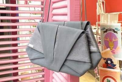 Origami simple sac sac origami tissu - Patron sac en papier ...